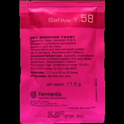 пивные дрожжи Ферментис T 58| Fermentis T 58