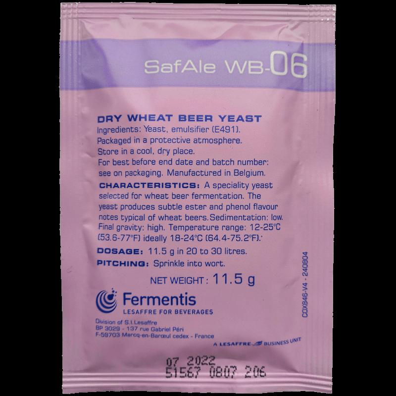 Пивные дрожжи Fermentis